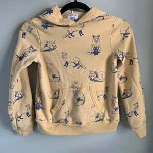 Wildfox / Kids Fox Toile Graphic Hoodie